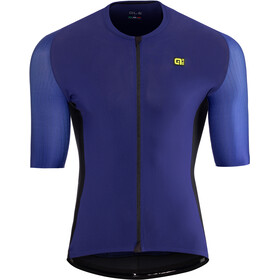 Alé Cycling R-EV1 Race Maillot Manga Corta Hombre, blue